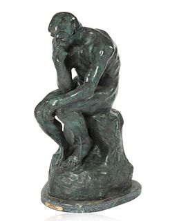 AFTER AUGUSTE RODIN (FRENCH 1840-1917)