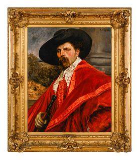 Ferdinand Victor Leon Roybet (French, 1840-1920)