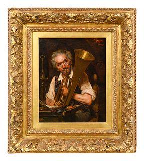 Pompeo Massani (Italian, 1850-1920)