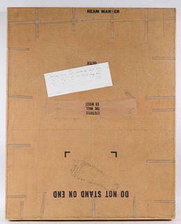 "Daniel Douke, Acrylic on Canvas, ""Witness"""