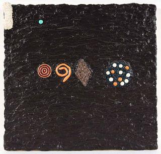 "Janis Provisor, Acrylic on Canvas ""Sterling City"""