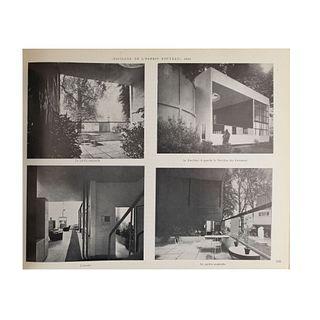 LIBROS SOBRE LOS MEJORES ARQUITECTOS Y ESCULTORES DEL MUNDO. Frank Lloyd Wright / Le Corbusier / Calder's Universe / Herber Ferbert.