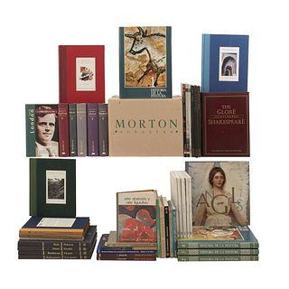 CAJA DE LIBROS DE ARQUITECTURA, ARTE Y LITERATURA. Algunos títulos. -Salvat Editores. El Diseño Industrial, 1973. -Teoría de la Imag...