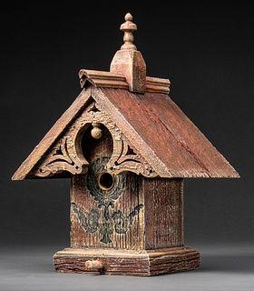 Queen Anne Birdhouse