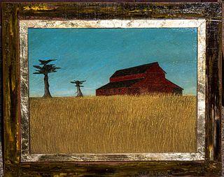 #66 Giacomini Red Barn Pt Reyes