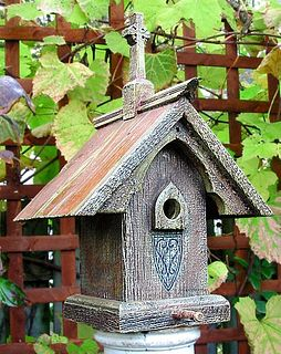 Celtic Birdhouse
