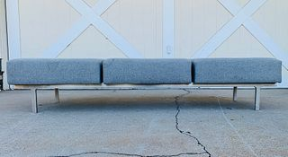 3 seater CANAL bench by Keilhauer, Canada