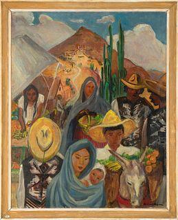 Harold Doyer, Road to Market