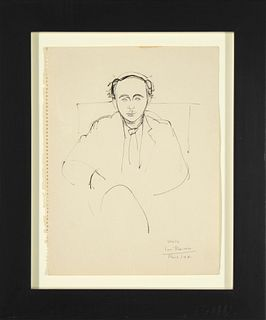 Ione Robinson, Two Drawings