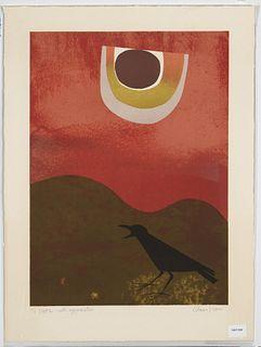 Claus Hoie, Black Raven, 1979