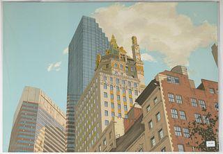 Philip Tarlow, 57th Street, 1987