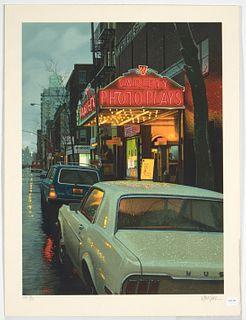 Davis Cone, Variety Photoplays, 1983