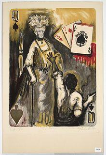 Arbit Blatas, Ms. Resnik Queen of Spades