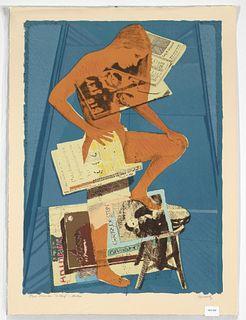 Howard Kanovitz, East End Trilogy, 1980