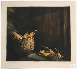 Adolf Sehring, Untitled (Still Life with Corn)