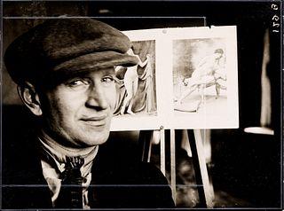 ALEXANDER RODCHENKO (1891–1956)