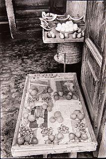 HENRI CARTIER-BRESSON - Tivoli, Italy, 1933