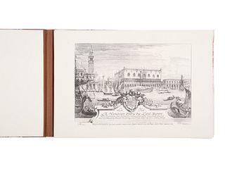[ALLEN PRESS]. BYRON, George Gordon Noel, Lord (1788-1824). Beppo, a Venetian story. Kentfield, CA: The Allen Press, 1963.