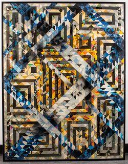 """Matthias Bitzer """"Variations on a Machine,"""" 2016"""