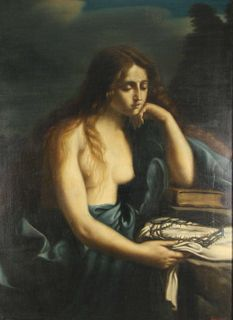AFTER GUERCINO (19TH CENTURY).