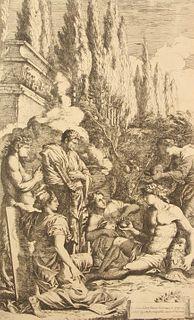 SALVATOR ROSA (ITALIAN, 1615-1673).