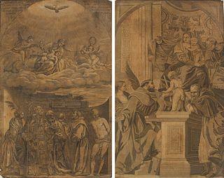JOHN BAPTISTE JACKSON (ENGLISH, 1701-1780).