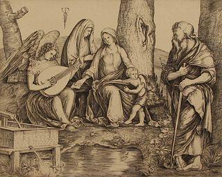 JACOPO DE BARBARI (ITALIAN, 16TH CENTURY).