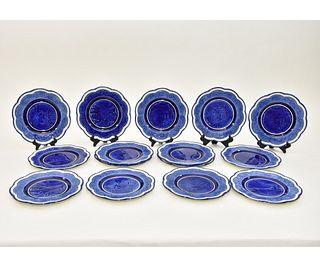 Set of Fifteen Wedgwood Plates