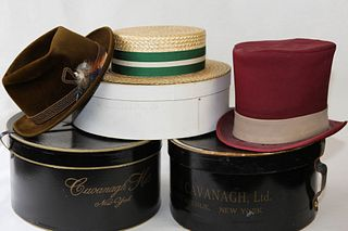 Hats and Boxes