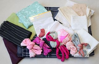 Miscellaneous Japanese Fabrics and Accessories