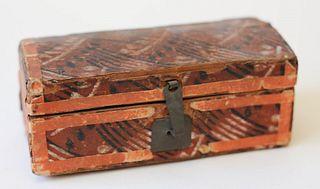 Wallpaper Dresser Box
