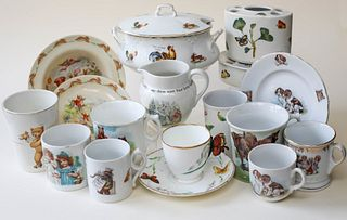 Children and Animal Themed Porcelain