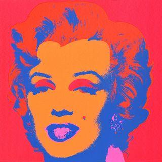 "Andy Warhol (after) ""Marilyn"" Screenprint"