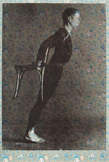 "Andy Warhol ""Merce"" Screenprint, Signed Edition"
