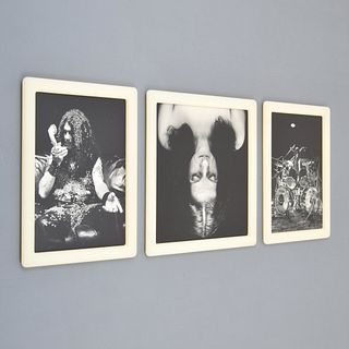 "Matthew Barney ""Cremaster 2"" Triptych, Signed Edition"