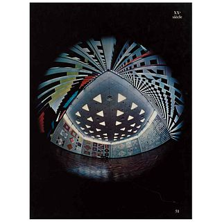"""YAACOV AGAM, Varios títulos, Unsigned, Lithography without print number, 12.2 x 9.2"""" (31 x 23.5 cm each), Pieces: 2"""