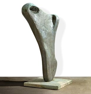 Barbara Hepworth (British, 1903-1975) Torso II (Torcello)