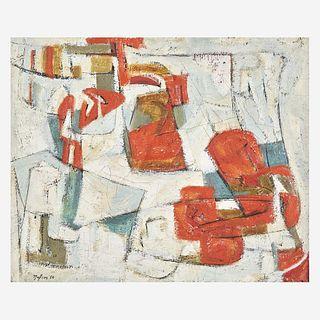 Leonard Nelson (American, 1912-1993) Untitled