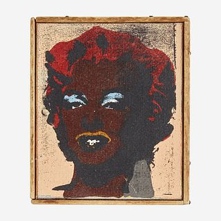 Richard Pettibone (American, b. 1938) Andy Warhol, Marilyn Monroe