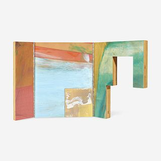 Sam Gilliam (American, b. 1933) Wall