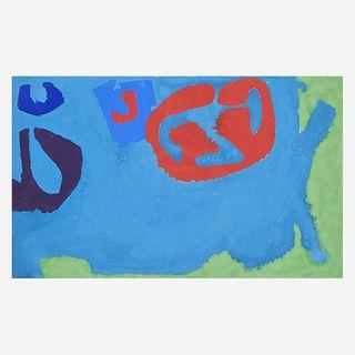 Patrick Heron (British, 1920-1999) Untitled