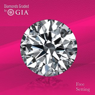 3.01 ct, D/IF, Round cut GIA Graded Diamond. Unmounted. Appraised Value: $497,000