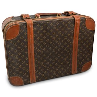 Vintage Louis Vuitton Monogram Luggage