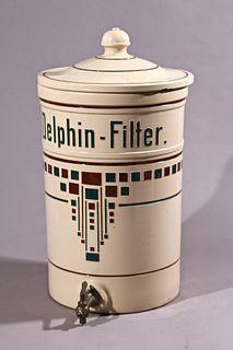 Vintage Water Filter