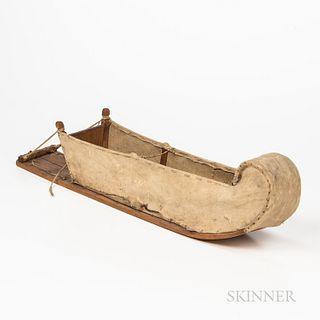 Inuit Model Sled
