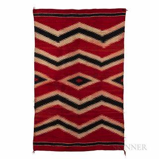 Navajo Eye-dazzler Rug