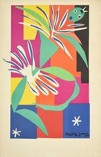 Henri Matisse Lithograph, Limited Edition, Paige Rense Noland Estate