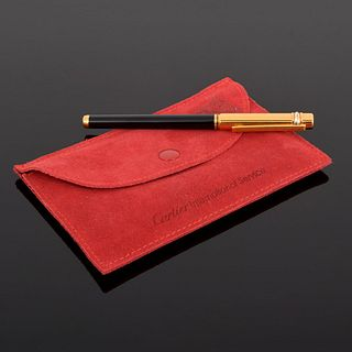 Cartier Pen, Paige Rense Noland Estate