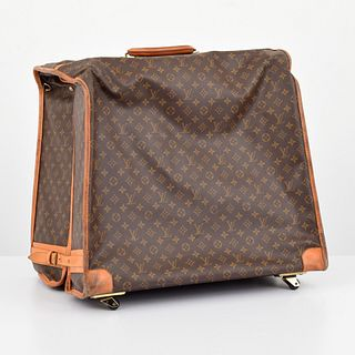 Large Louis Vuitton Monogrammed Garment Bag
