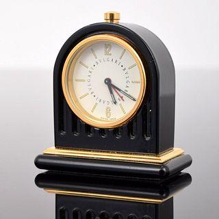 Bulgari Desk/Travel Clock